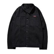 Casual Jacket Men Brand Jeans Masculina New Coat Clothes Denim Large Size 4XL 5XL 6XL 7XL 8XL