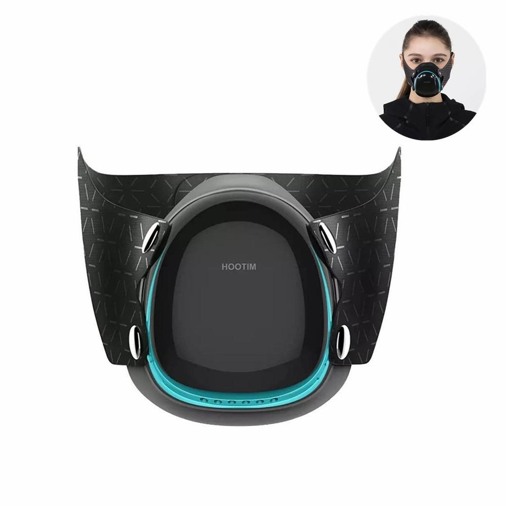 Hootim Electric Anti-Haze PM2.5 Sterilizing Anion Mask Dustproof Anti-fog Breathable Electric Face Masks