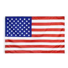 USA Flag Aerxemrbrae Standard American Flag US Stars Stripes Flag High Quality Double Sided Printed Polyester Dropship 90x150CM недорого