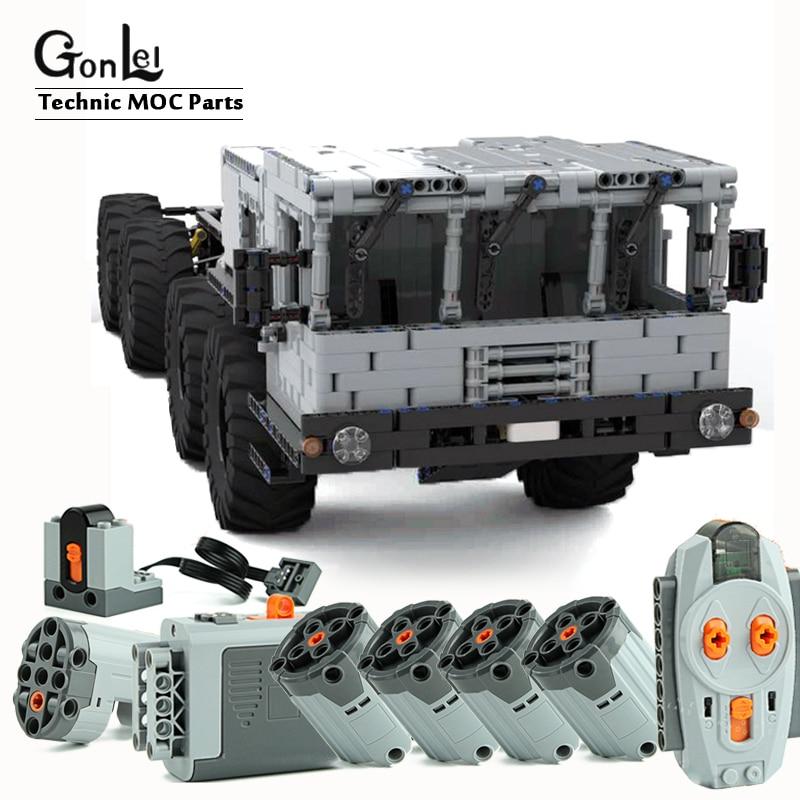 Новый MZKT7930 8X8 внедорожный альпинистский грузовик с дистанционным управлением, набор моделей автомобилей, строительные блоки, кирпичи, DIY игрушки, подарок, подходит для 22149 Блочные конструкторы      АлиЭкспресс