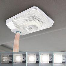 12V LED RV sufitowe światło kopuły RV oświetlenie wewnętrzne światła przyczepy dla kampera RV