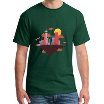 Cute City Of Technology t shirt big size s~17xL 100% cotton bowsette Super male female t shirt tee