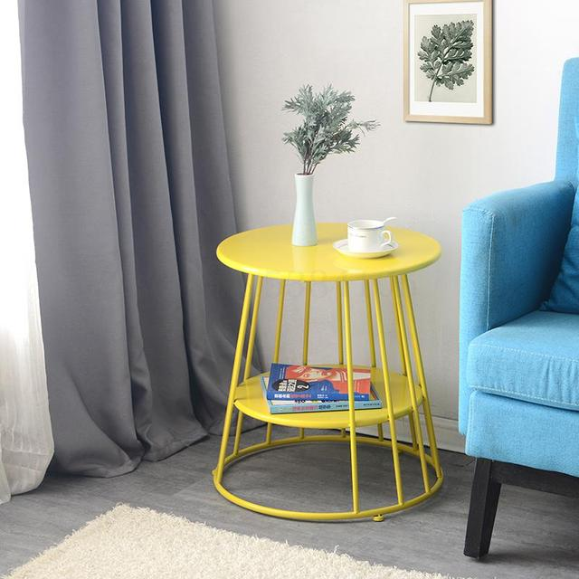 Round Side Table 4