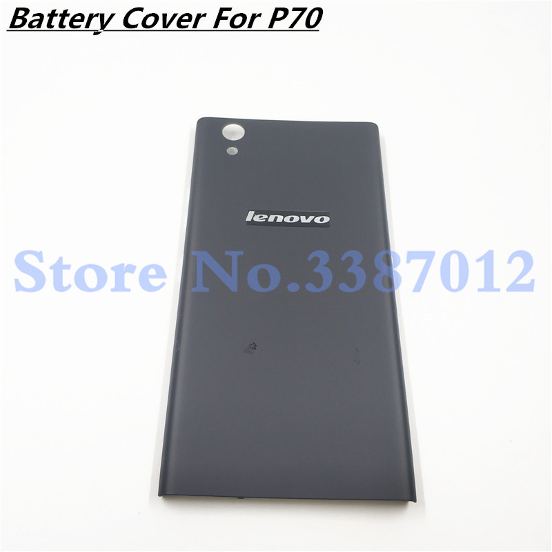 Rear Back Battery Door Cover For Lenovo P70 P70a Housing With Buttons Replacement Repair Spare Parts For Lenovo P70-a