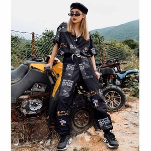 Image 5 - 2019 ฤดูร้อนJoggers Hip Hipกางเกงพิมพ์ผู้ชายHarajuku Sweatpant Streetwearแฟชั่นCasualกางเกงเหงื่อกางเกงสีขาว