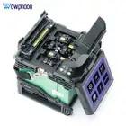 Новый GX37 оптический сварочный аппарат FTTH водонепроницаемый сварочный аппарат волоконно оптический сварочный аппарат несколько языков - 5