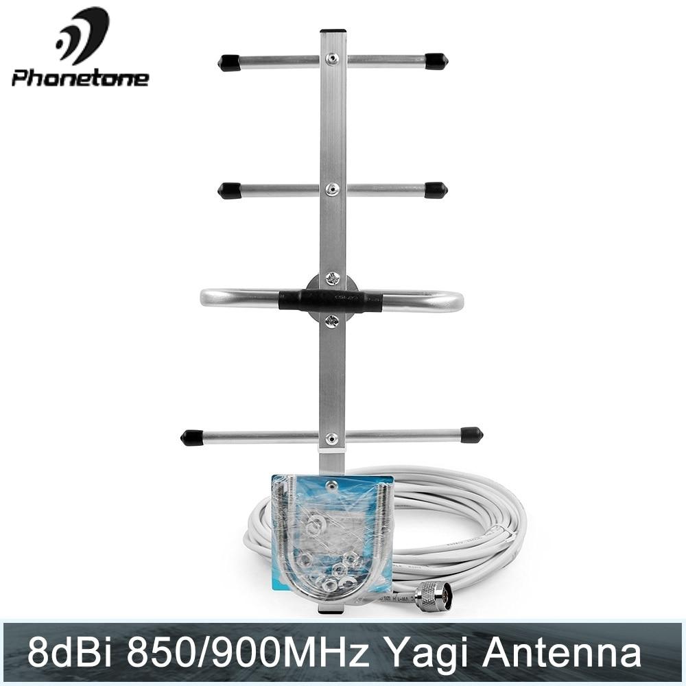 High Gain GSM Yagi directional antenna 11 dbi 900MHz N-Female Outdoors Antenna