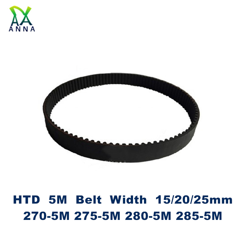 400H 405H 410H Synchronous Wheel Close Loop Timing Pulley Belt 25mm Width