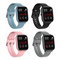 Reloj inteligente P20 con control del ritmo cardíaco, contador de pasos, contador de calorías y Contador de pasos