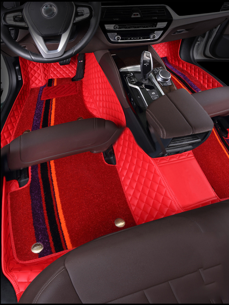 Red Sport Line Tailored Full Set Seat Car Covers for Renault Clio Mk2 1998-2005