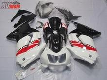 Injection ABS Plastic Fairings For Kawasaki Ninja250R 08-12 Motorcycle Fairing Kit EX250 Z250 2008-2012 White Red Black Bodywork