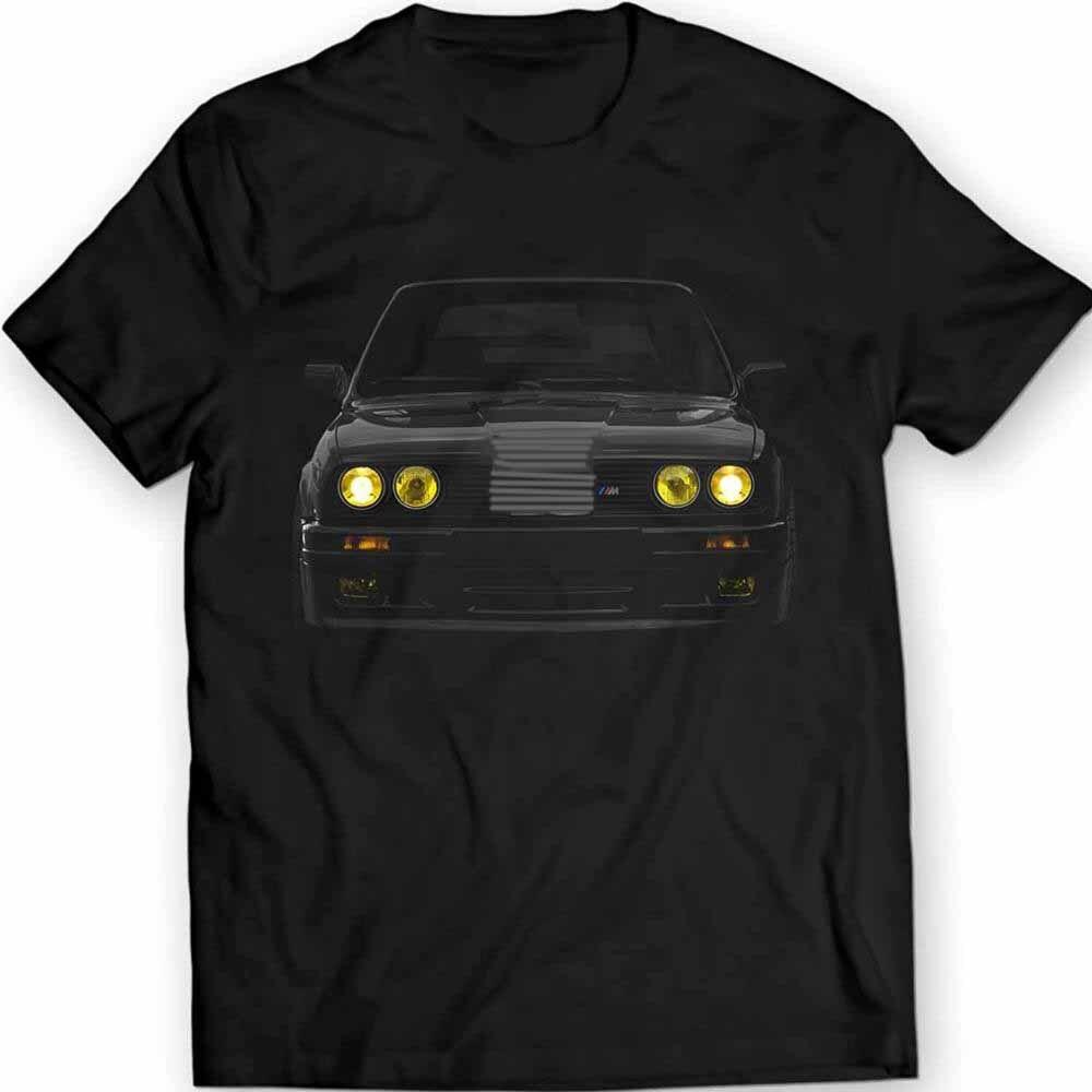 BMW E-30 t shirt bimmer Classic Car