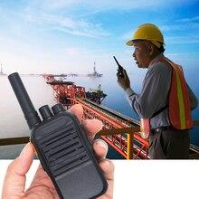 SOONHUA Mini Walkie Talkie 400-480MHz Walkie Talkie Handheld Walkie Talkies Two Way Radio PC Programming Password