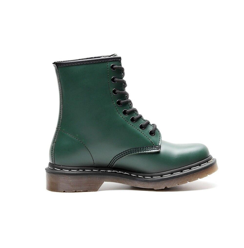 cor botas de tornozelo outono inverno das