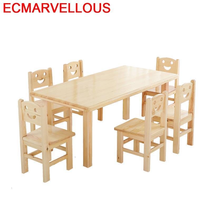 Baby Mesa Y Silla Infantil Stolik Dla Dzieci And Chair Toddler Kindergarten Bureau Enfant Study For Kids Children Table