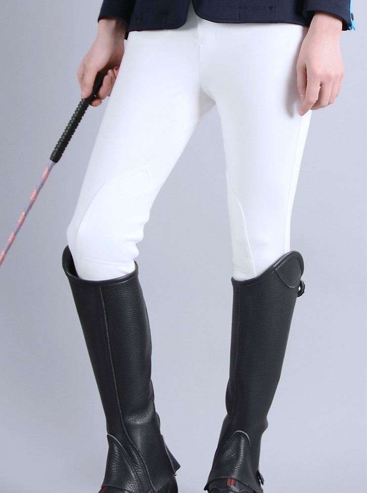 Horse Riding Pants For Kids Equestrian Breeches Children Boys Girls Horseback Riding Trousers Equipment Clothes Rider Clothing 3