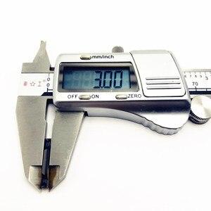 Image 4 - Канавочный инструмент N123G2 0300 0003 TF 4225 2 мм 3 мм 4 мм металлический токарный инструмент CNCmachine фрезерный инструмент из карбида вольфрама N123 G2 токарный инструмент