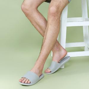 Image 4 - Neue Youpin Hause Pantoffel EVA Weiche Anti slip Slipper Flip Flops Sommer Männer Frauen Unisex Loafer für Smart Home