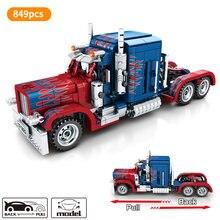 Тяжелые контейнерные грузовики модель 389 Тяговая техника автомобильные