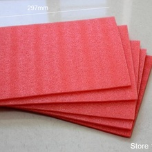 Size A4 5mm Cushion Hot Pink EPE Foam Sheet Low Density Polyethylene Packing Material 10/20/30 You Choose Quantity