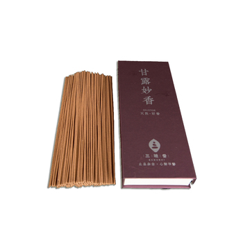 2boxes Buddha Meditation stick incense Home tea ceremony Incense No addition Indoor Buddha honeydew Incense for yoga meditation image