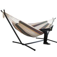 Can Hammock Fabric Rest-Assured Widened Canvas Polyester And Thick 60-Pounds Bear Indoor