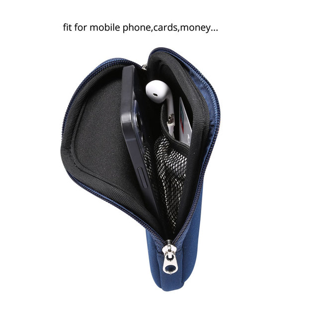 Universal 4.7-7.2'' Life Waterproof Phone Bag Pouch for iPhone Samsung Huawei Xiaomi Shockproof Phone Case with Shoulder Strap 4