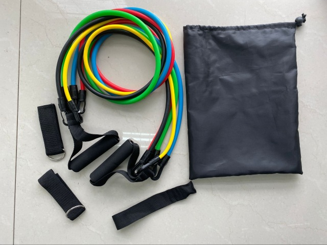 VIP 17Pcs Resistance Bands Set