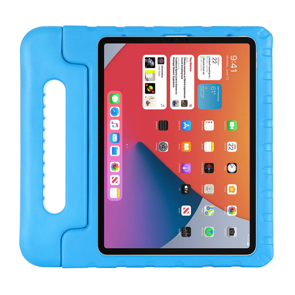 Blue Red For iPad Air 4 10 9 Inch 2020 Tablet Case Children Shockproof Stand Protective Cover for