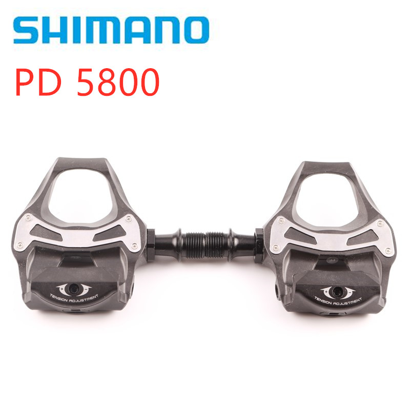 Road Bike Shimano PD R540 Pedal Clipless Bicycle Racing Pedals Float Cleats