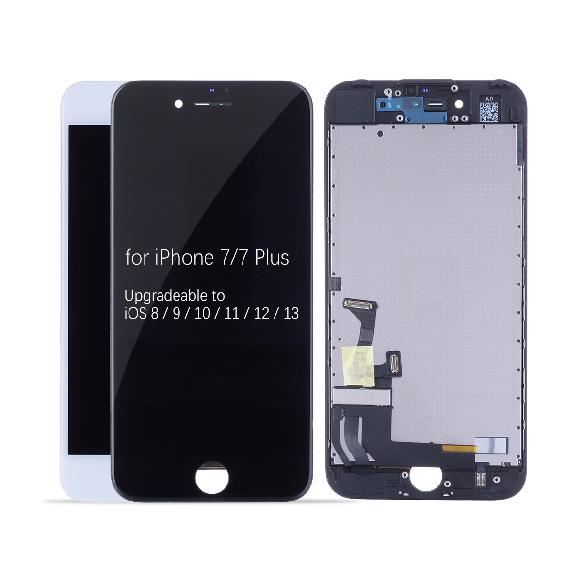 AA Original LCD For iPhone 7 A1660 <font><b>A1778</b></font> A1779 LCD Display Touch Screen Assembly For iPhone 7 Plus A1661 A1785 A1784 Display image