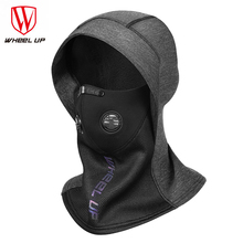Cycling-Cap Ski-Masks Bicycle Cold-Protection Waterproof Winter Wheel-Up Fleece