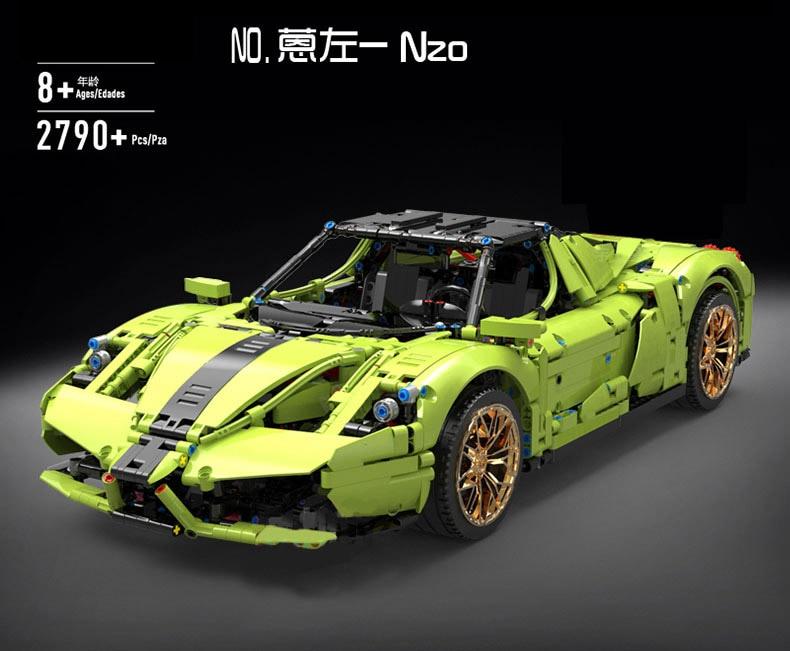 MOULD KING 13074 Ferrari Enzo 1:8