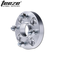 TEEZE Car styling Aluminum wheel spacer adapters 4x114.3 Center Bore 66.1 mm Suitable for Nissan versa 1 piece