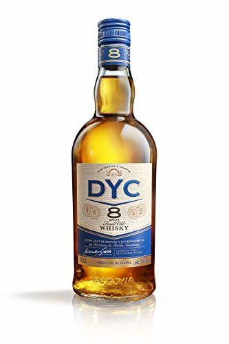 DYC Destilerias Y Crianza 8 Years Old Whisky
