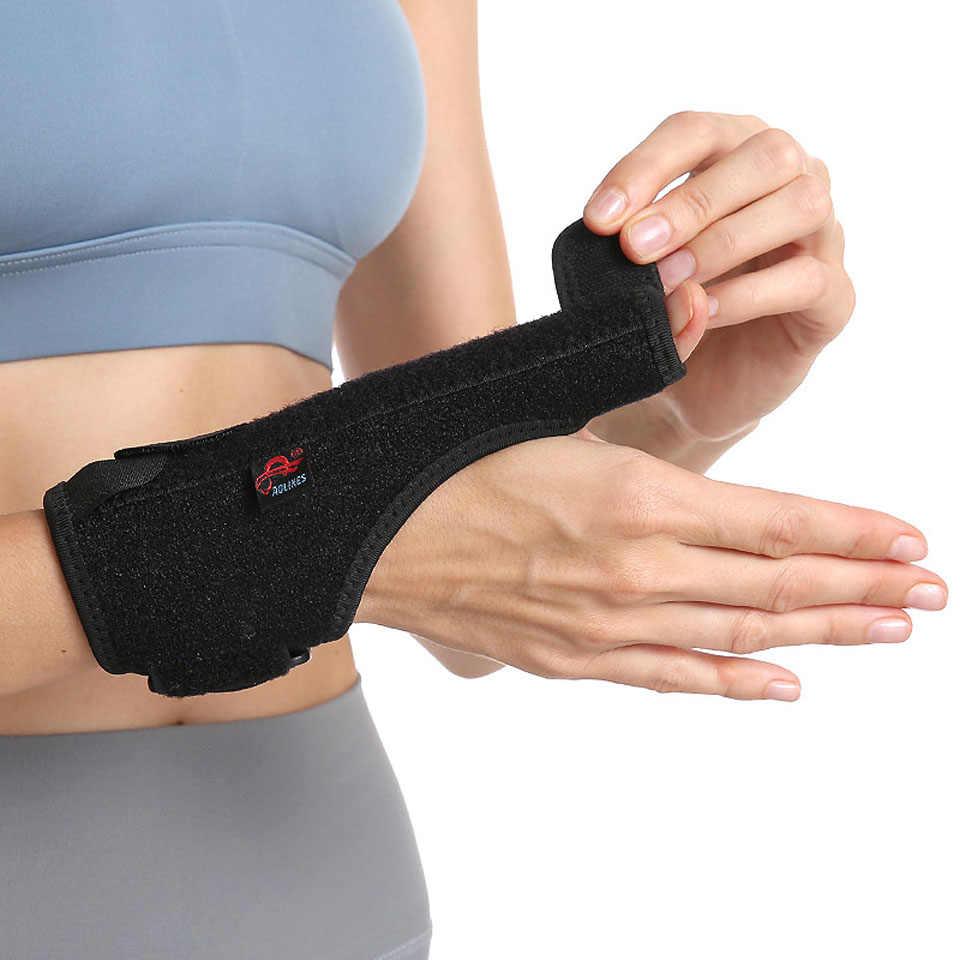 1PCS Thumb Splint สำหรับ Tendonitis ในตัว Splint สำหรับโรคข้ออักเสบ Carpal Tunnel และ Sprains. natural Pain Relief สำหรับ Thumbs