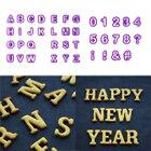 40Pcs/set Alphabet N...