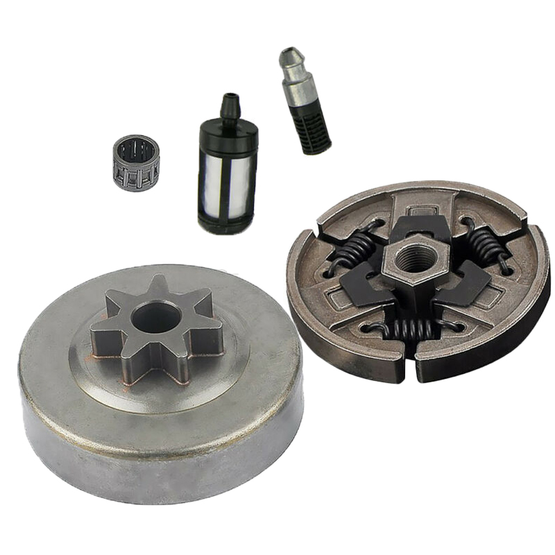Tools Clutch Assembly Fuel Filter For Stihl 029 039 MS290 310 390 Chainsaw Sprocket Bearing