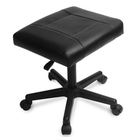 Ergonomic Ottoman Foot Rest for Office Chair with Memory Foam Office Furniture Stool Footstool Footrest For Computer Chair