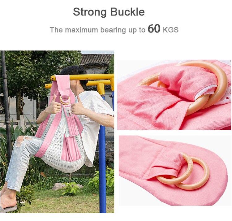 utilização infantil enfermagem capa transportadora malha tecido