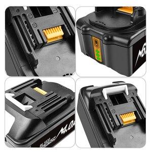 Image 5 - Bonacell 18V 4000 Mah BL1830 Lithium Accu Vervanging Voor Makita Boor LXT400 194205 3 194309 1 BL1815 BL1840 BL1850 L30