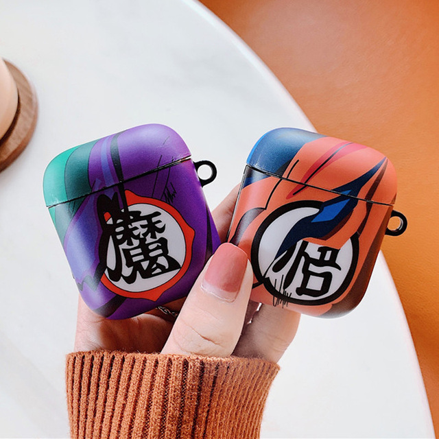 3D DRAGON BALL Z AIRPODS CASE