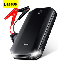 Baseus Auto Jump Starter Power Bank 12V Auto Uitgangspunt Apparaat 800A Auto Booster Batterij Jumpstarter Emergency Buster Jumper Start