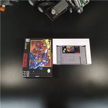 ميجا مان 7 عمل بطاقة الألعاب نسخة الولايات المتحدة مع صندوق البيع بالتجزئة