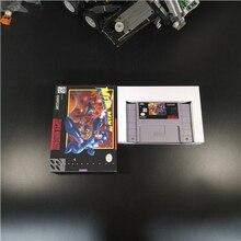 Mega Man 7 Trò Chơi Hành Động Thẻ Phiên Bản Hoa Kỳ Có Hộp Bán Lẻ