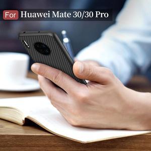 Image 2 - NILLKIN สังเคราะห์คาร์บอนไฟเบอร์กลับและไนลอนสำหรับ HUAWEI Mate 30 กรณี 6.62 บาง Slim สำหรับ HUAWEI Mate 30 Pro กรณี 6.53