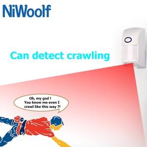Image 3 - 433MHz לחיות מחמד חיסון PIR גלאי, חיישן תנועה, מתאים מתחת 25kg בעלי החיים, עבור Wifi/GSM בית אזעקה מערכת