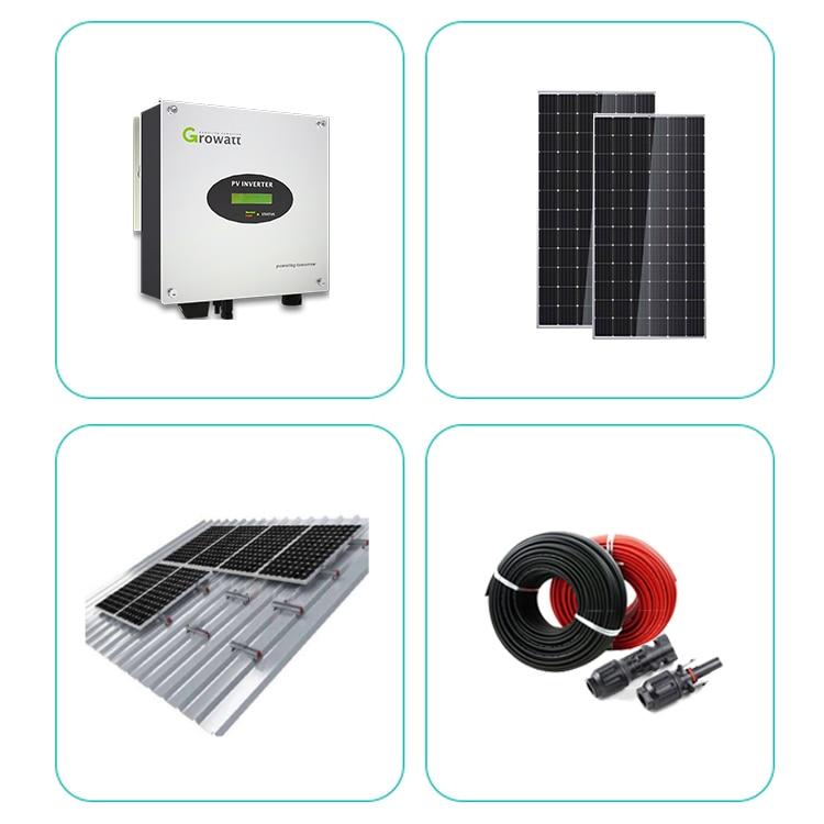 5kw residencial kit energia solar 5000w 01