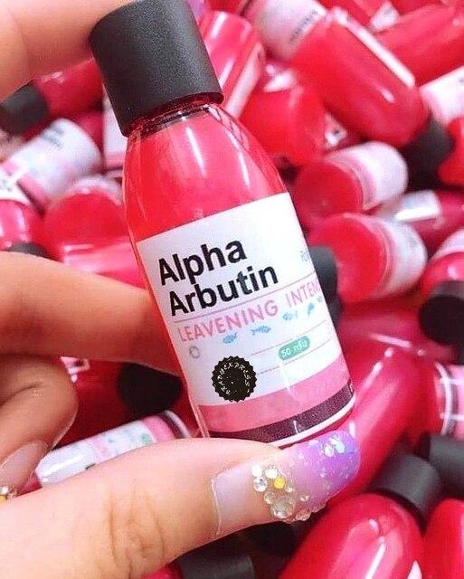 Intensivo arbutin Alfa Booster whitening Loção Creme de Clareamento manchas Escuras MIX Navio LivreSoro