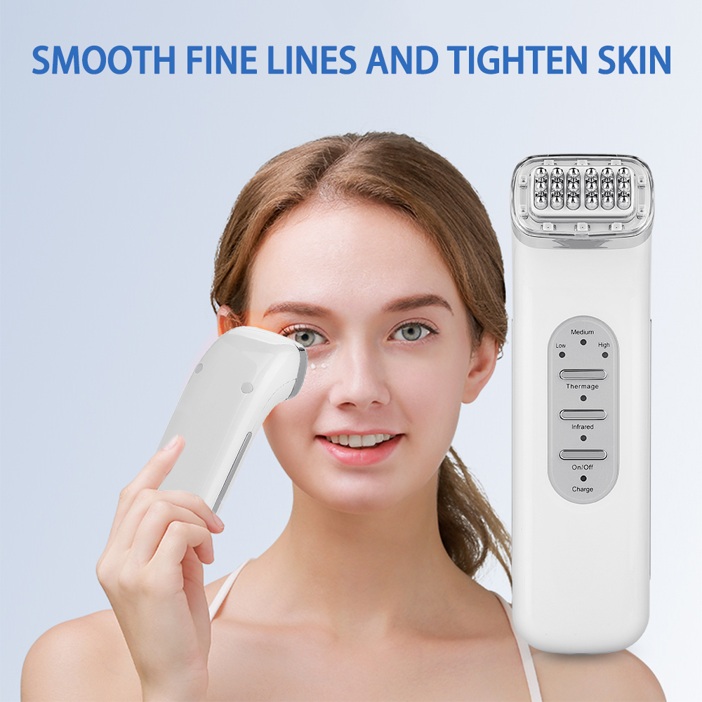 Radio Frequency Facial Thermage RF Radio Frequency Lifting Face Lift Body SKin Anti Wrinkle Removal Skin Tightening Beauty Care